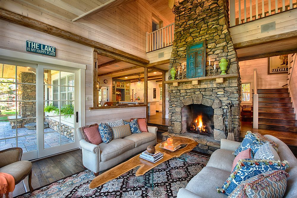 Beach and rustic styles rolled into one [Design: RemWhirl Architecture & Landscape Design]
