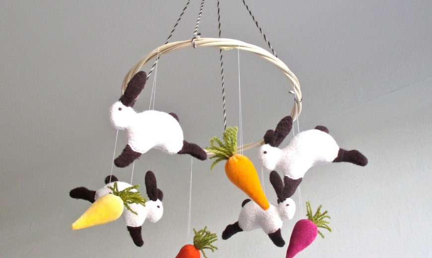 20 Baby Mobile Ideas That Grown-Ups Will Love