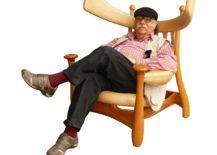 Chifruda armchair