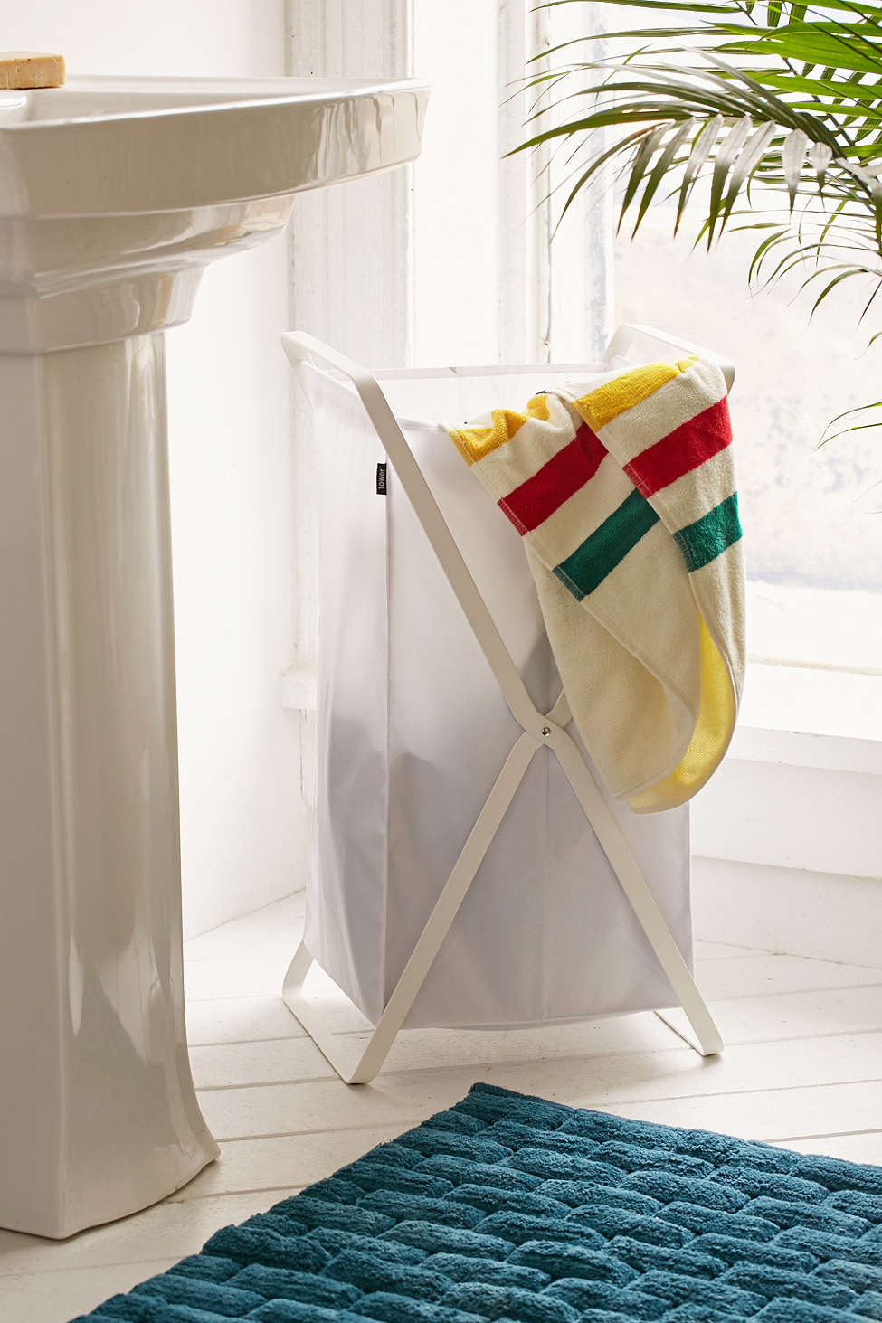 Classic laundry basket from Urban Outfitters