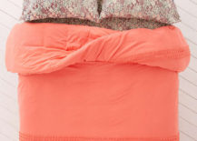 Colorful bedding set from Urban Outfitters