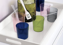 Colorful tumblers from CB2 217x155 A Party Planning Guide for Design Lovers