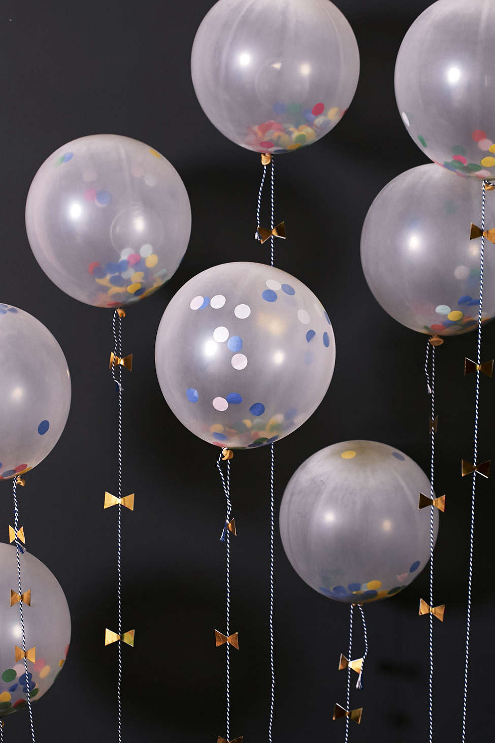 Confetti balloons from Urban Outfitters