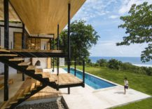 Contemporary family home in Costa Rica with ocean views 217x155 An Eye on the Ocean and the Forest: Spectacular Modern Home in Costa Rica