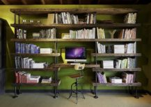 Custom-industrial-shelf-crafted-from-reclaimed-wood-planks-and-metal-pipes-217x155