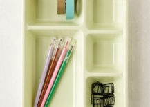 Desk organizer tray from Urban Outfitters