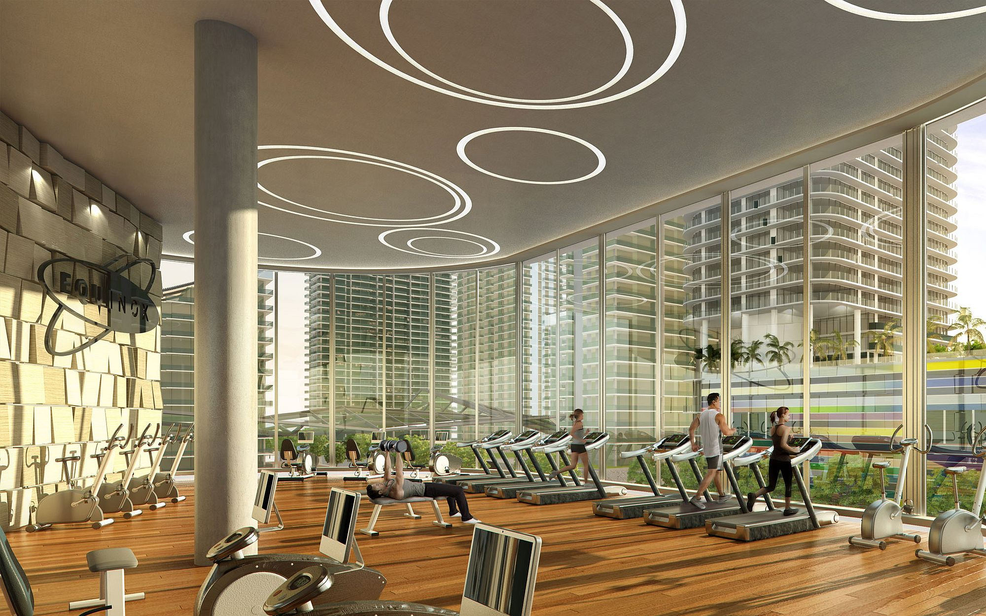 Equinox offers high-performance fitness programs at BH02