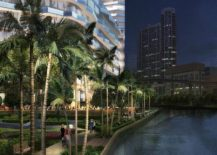 Exciting nightlife, private beach frontage and a walk next to Miami River - Life at One Brickell