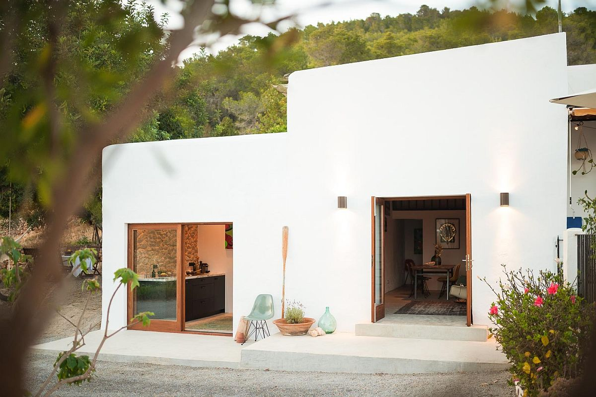Exquisite Ibiza home offers a serene and stylish getaway