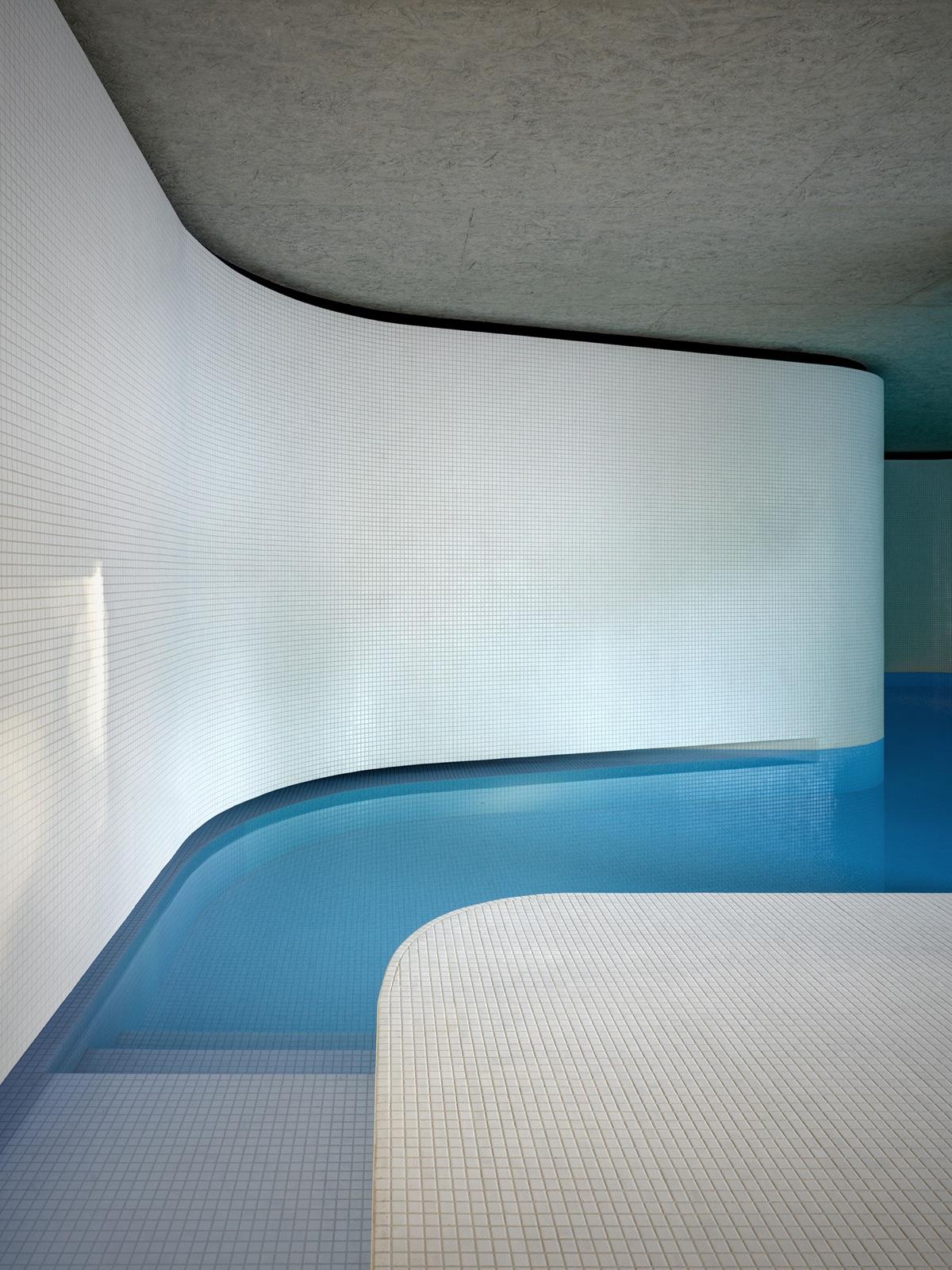 La piscina del roccolo.