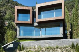 Modern Residence in Andorra Offers a Window into the Pyrenees