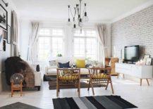 Nordic Inspiration: Exquisite Scandinavian Apartment in White