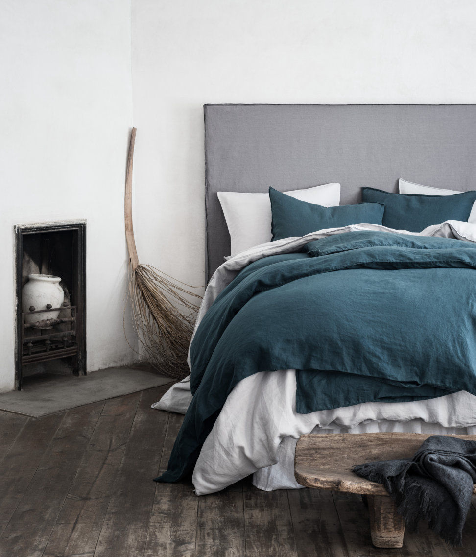 Linen duvet cover from H&M Home