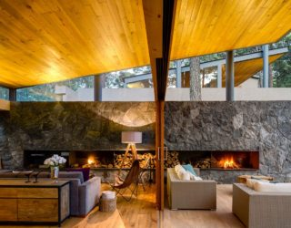 Nestled in Nature's Lap: Five Houses Marries Luxury with Serenity