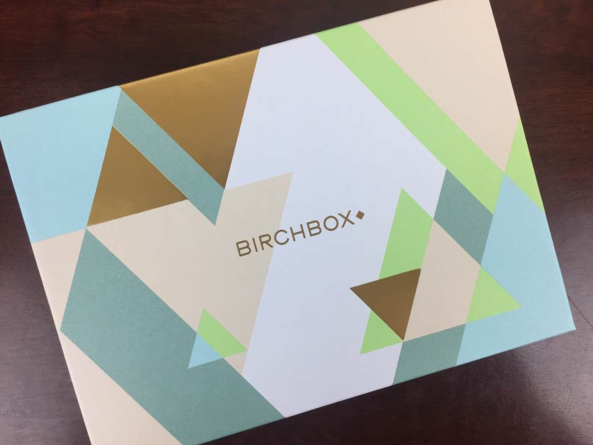 March 2016 Birchbox