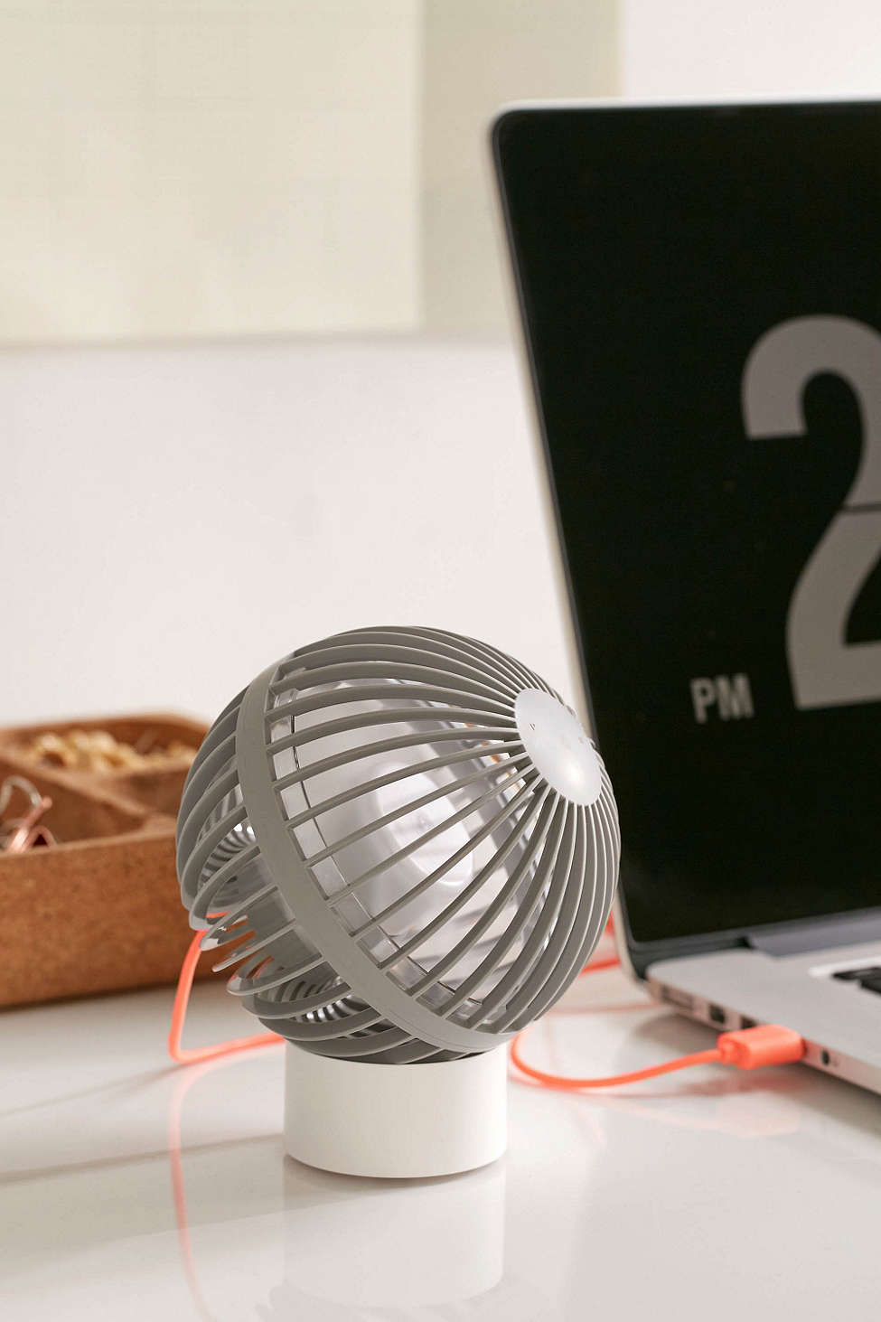 Mini desk fan from Urban Outfitters