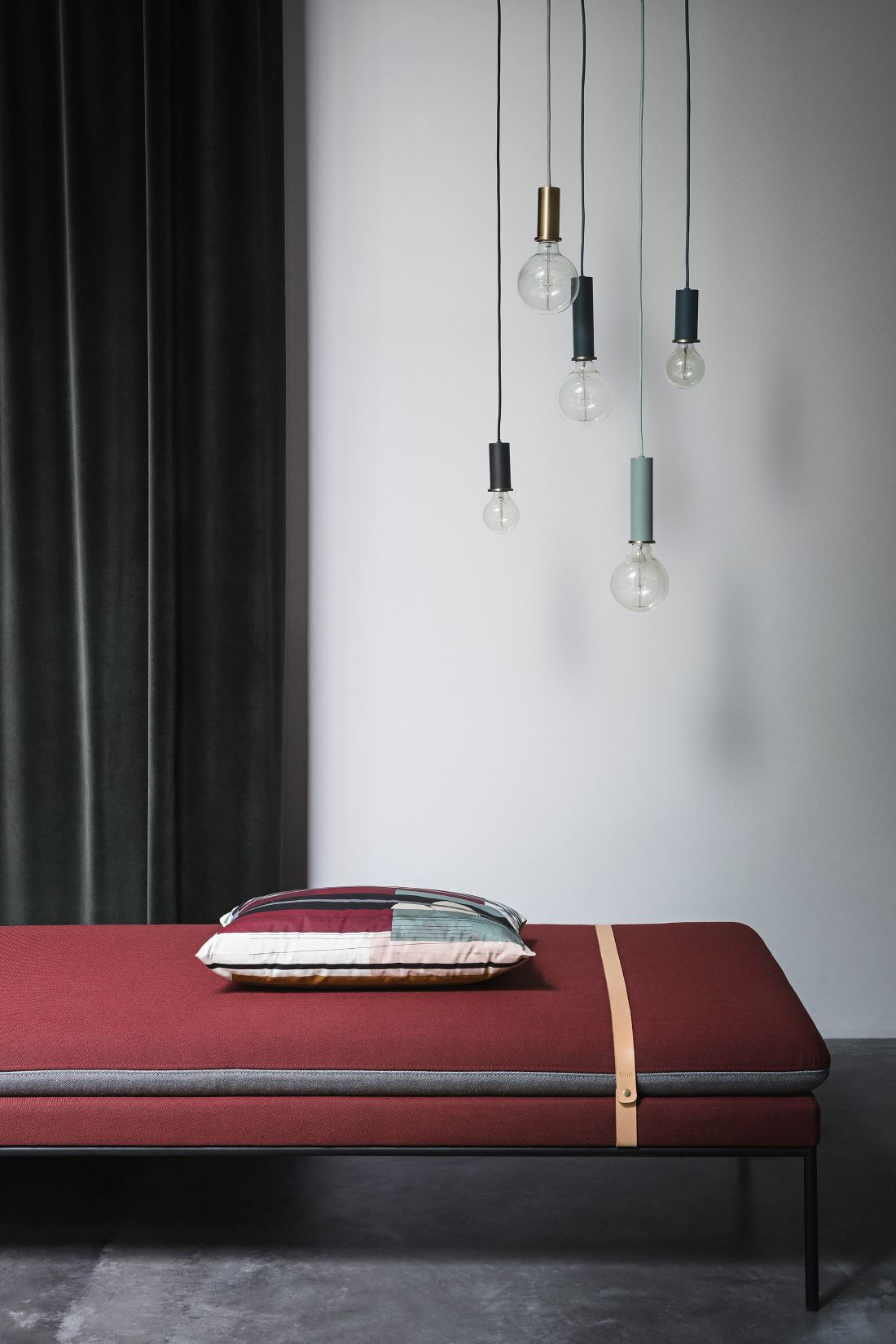 Modern pendant lighting from ferm LIVING