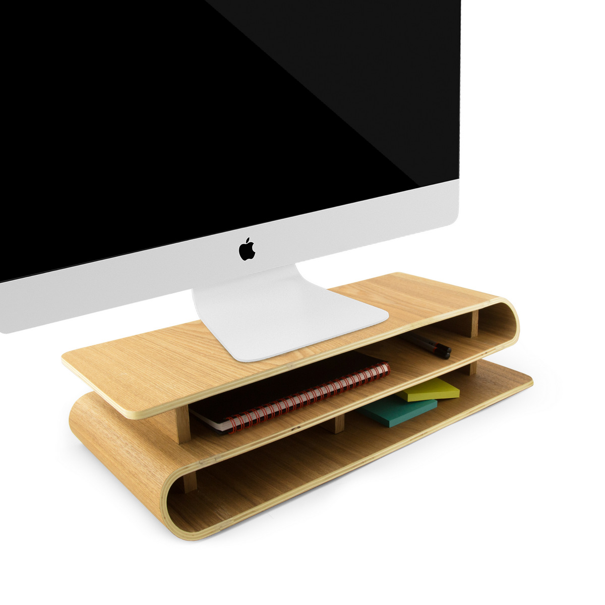 Monitor riser from Uncommon Goods