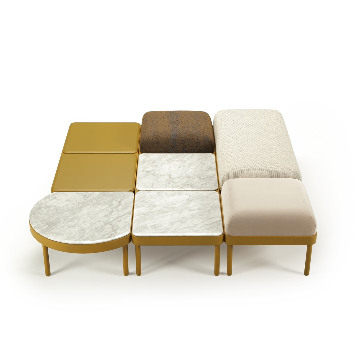 Mosaico by design studio Yonoh for Sancal.