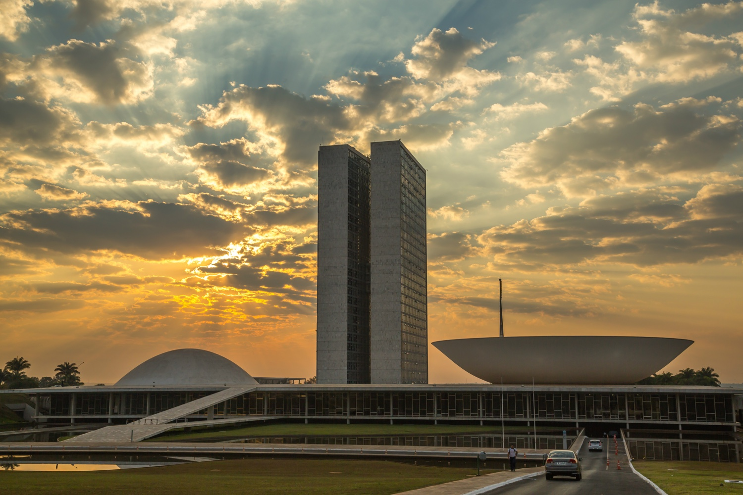 National Congress. Photo ©Embratur via Brazilian Government website on the 2014 World Cup.