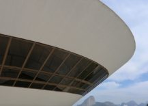 Niterói Contemporary Art Museum view