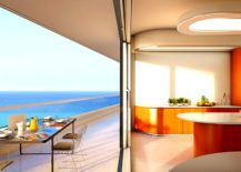 Oceanside luxury condo in Miami with world-class design and smart home technology
