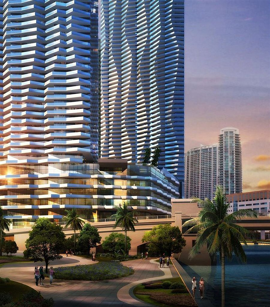 One Brickell luxury condos set to take sahpe by 2019