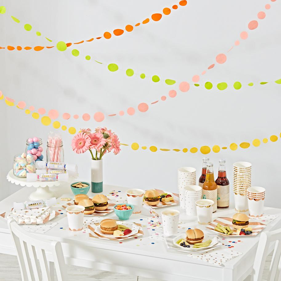 Party collection from The Land of Nod