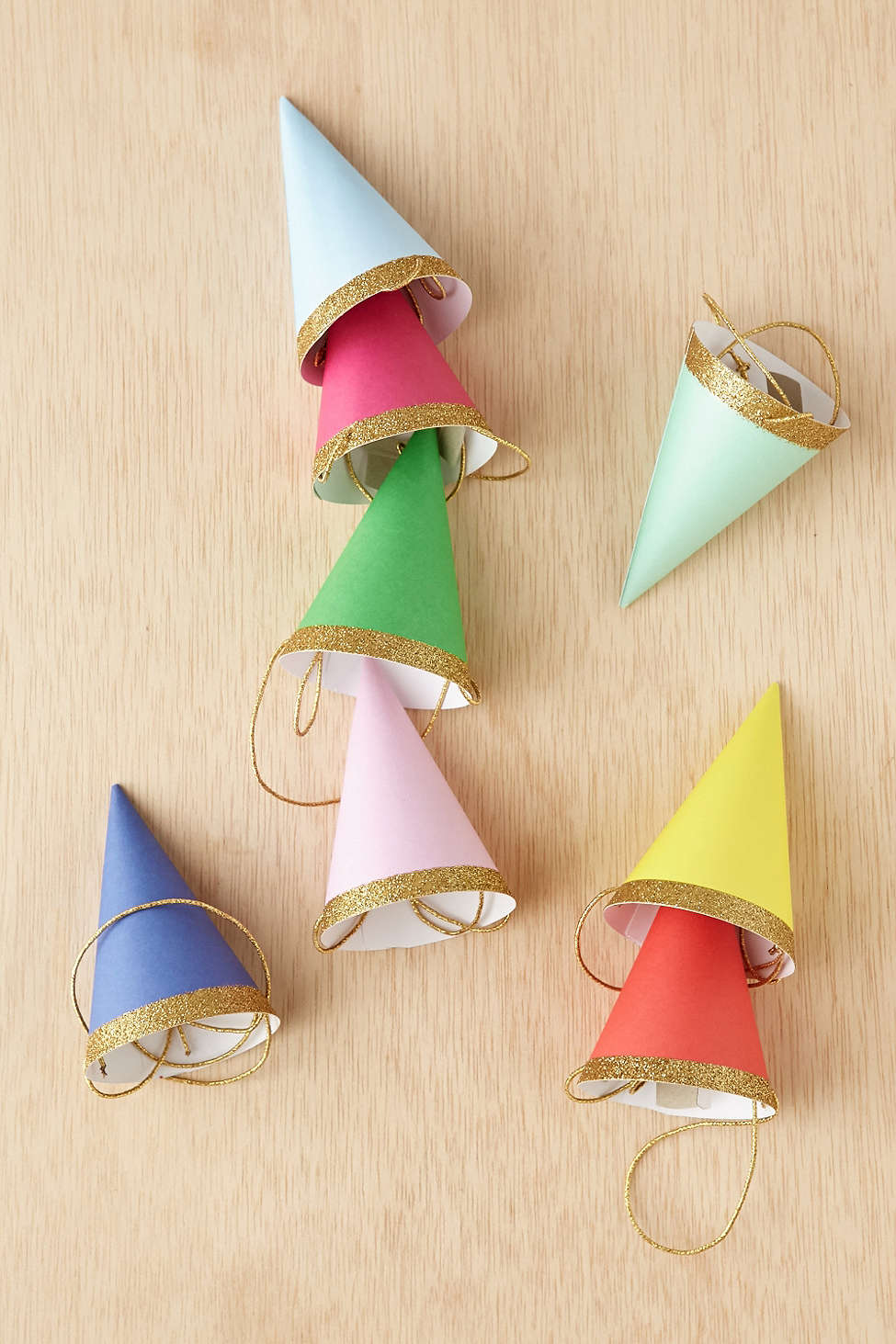 Party hats from Urban Outfitters