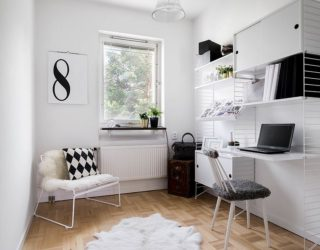 20 Reasons White Is The Perfect Color For Your Home Office