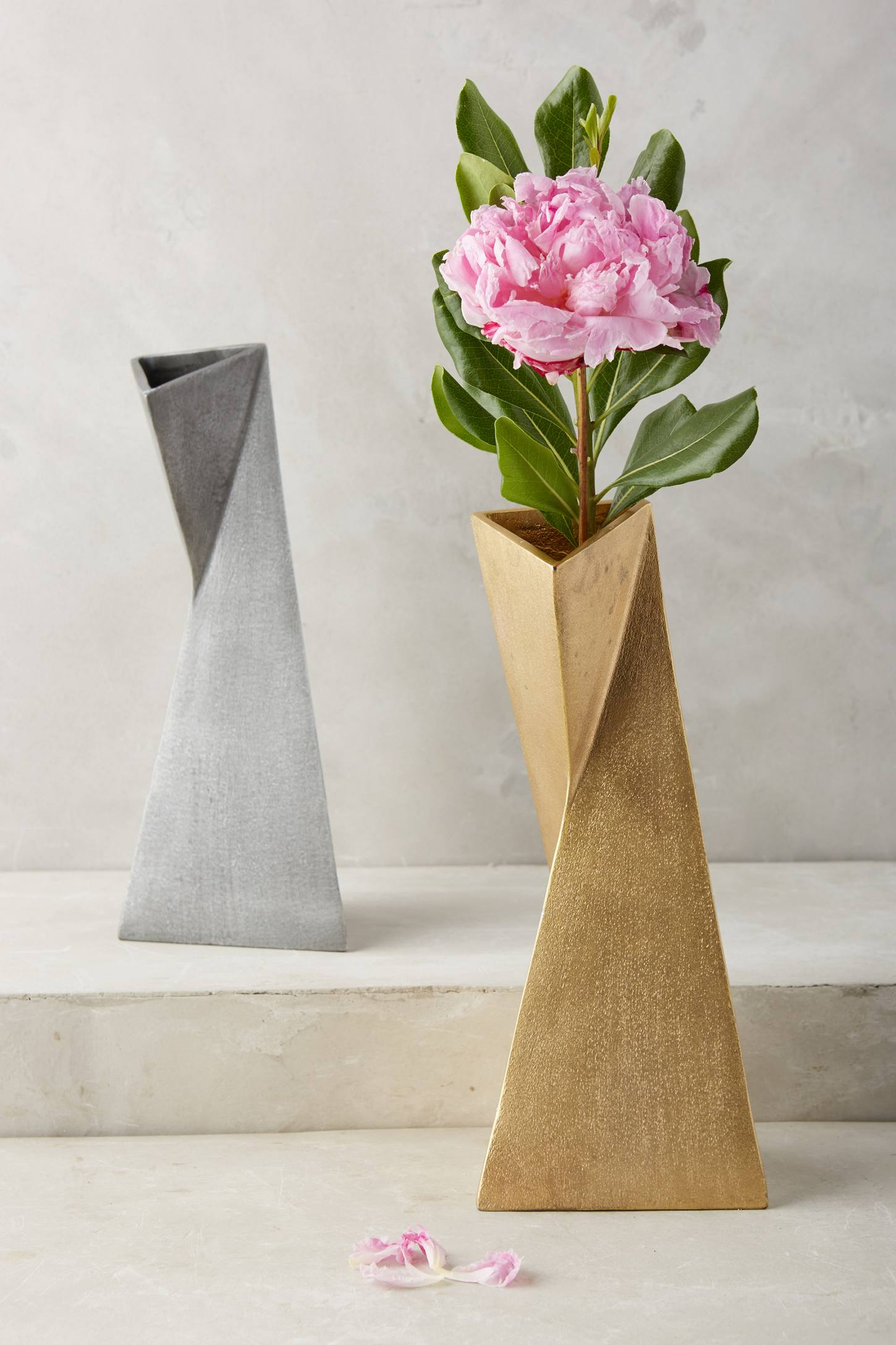 Sculptural vases from Anthropologie