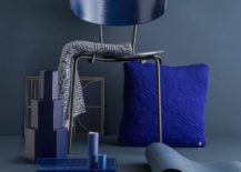 Shades of blue in product photography from ferm LIVING