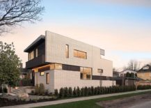 This Vancouver Home Wows with a White Brick Façade and Bamboo Garden
