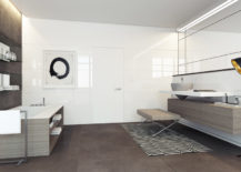 Taupe-meets-grey-in-this-modern-bathroom-217x155