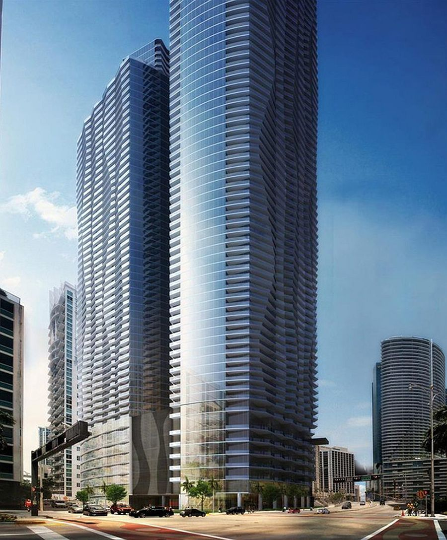Three mega structures to be added to Miami skyline tahnks to One Brickell