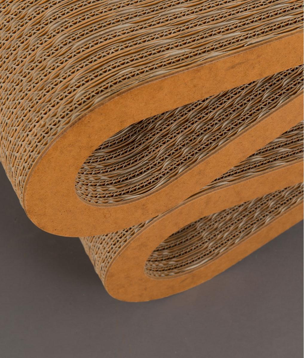 Wiggle Side Chair detail. Image ©QUITTENBAUM Kunstauktionen GmbH.