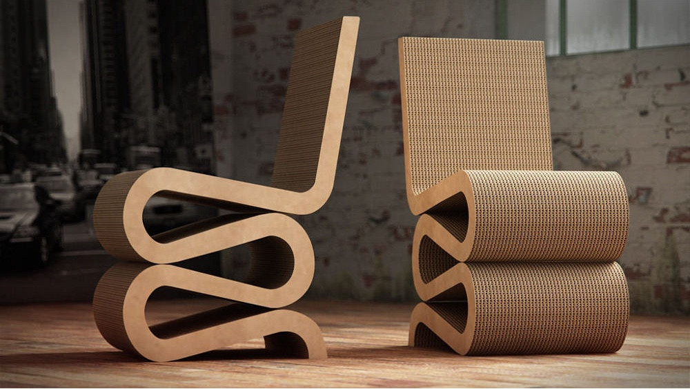 Wiggle Side Chair. Image via Trends.me.