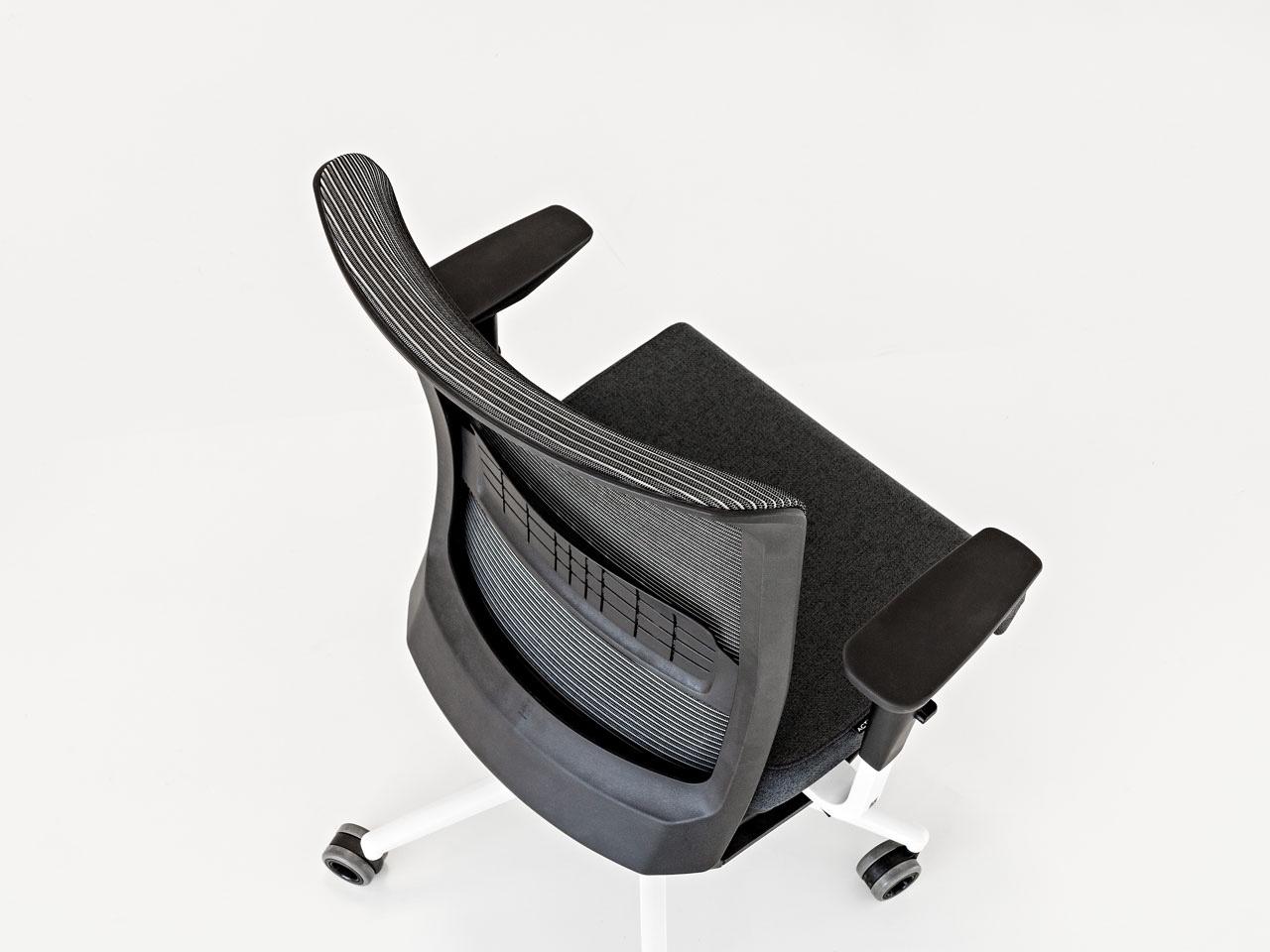 The Winner chair.