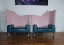 654 Torso chairs