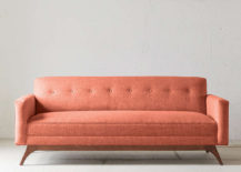 Atomic Sofa in Orange