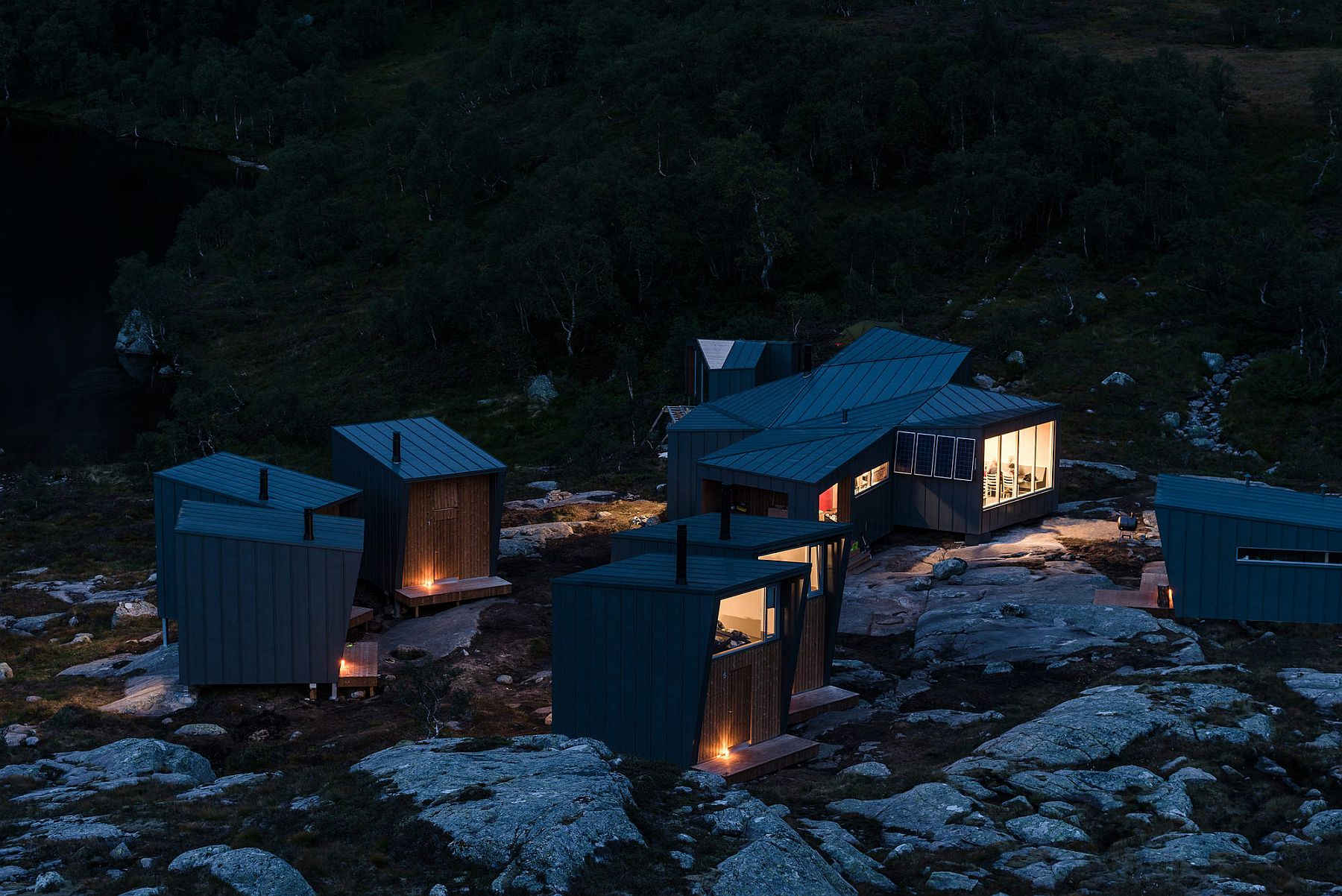 Awesome self-catering mountain lodges in Norway are nature lovers' dream!