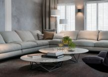Coffee-tables-and-their-unique-base-add-geometric-contrast-to-the-living-room-217x155