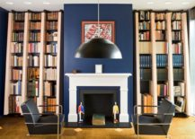 Contemporary drawing room with modern bookshelves 217x155 What Is a Drawing Room?