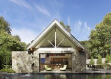 Contemporary-pool-house-with-glass-garage-door-sits-tight-on-the-edge-of-the-pool-217x155