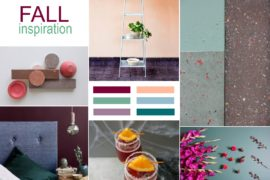 Create a Fall Inspiration Board