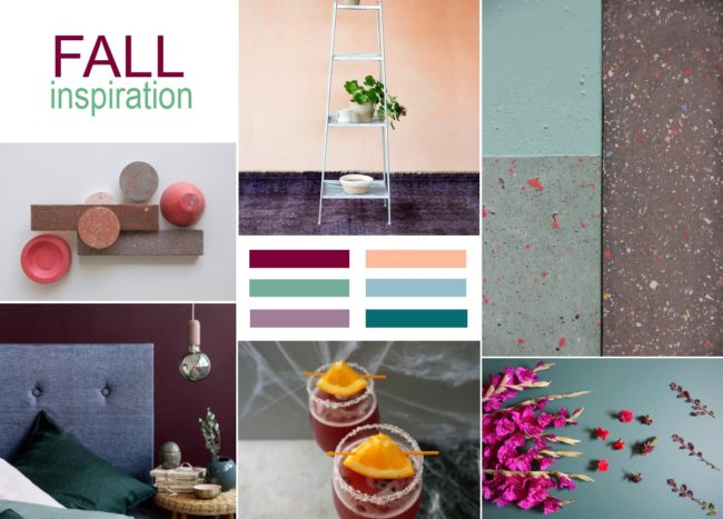 Create a Fall Inspiration Board