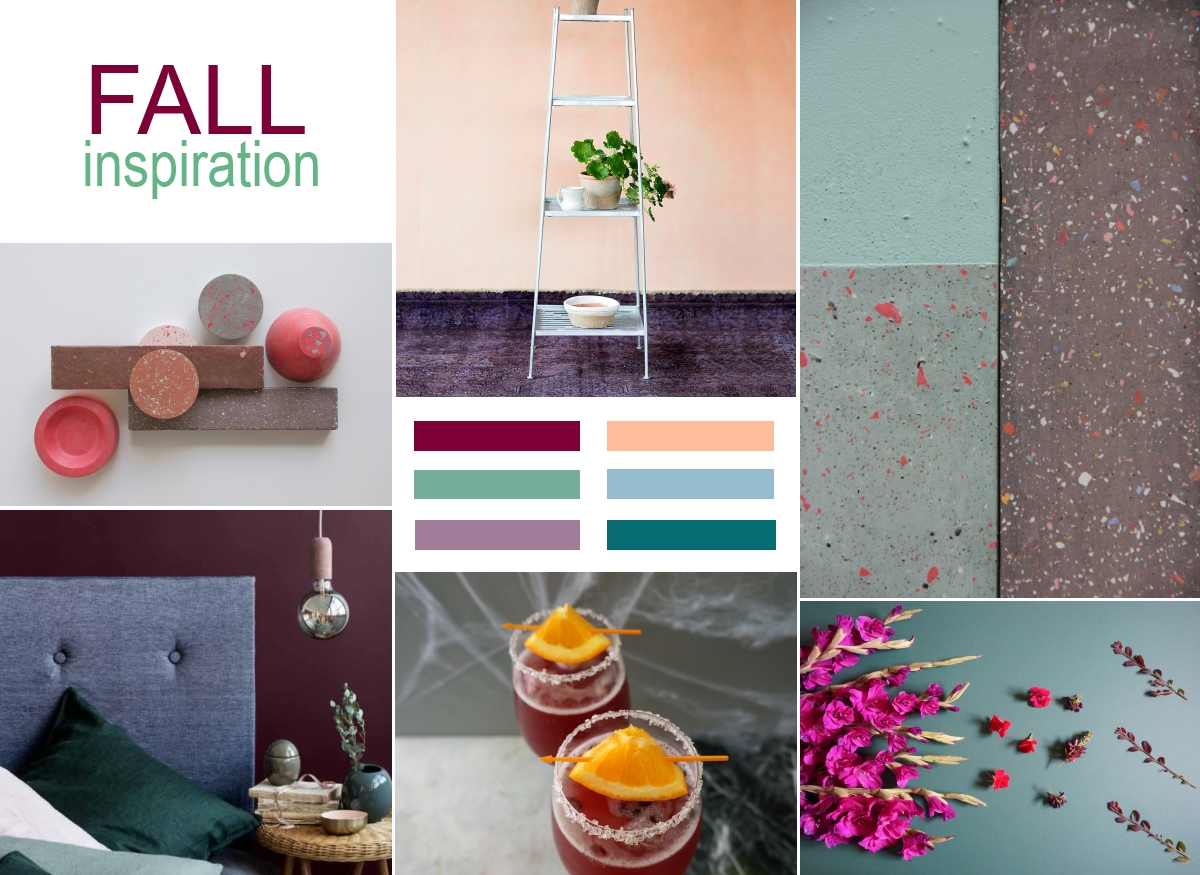 Decoist fall inspiration board Create a Fall Inspiration Board
