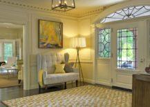 Elegant foyer by Meyer Meyer 217x155 What Is a Foyer?