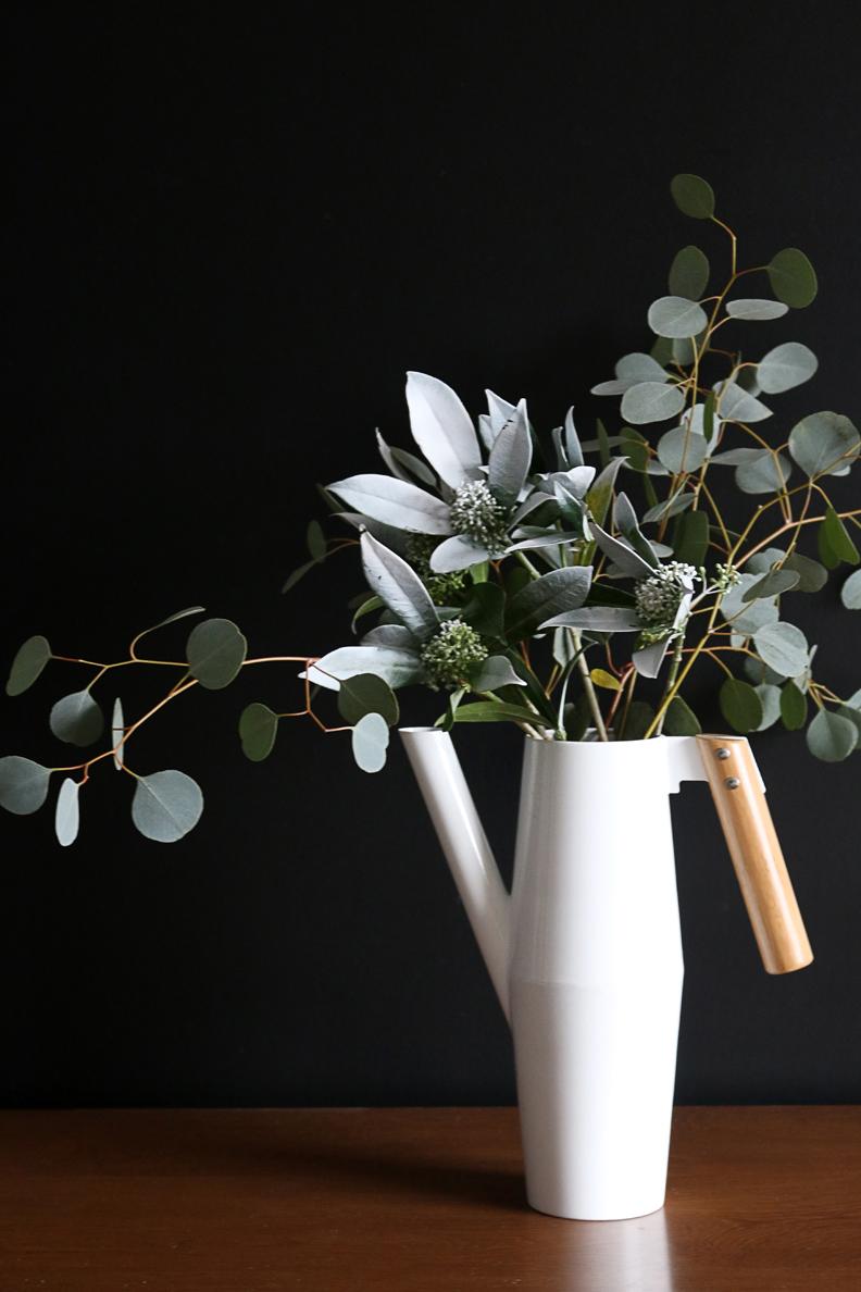 Eucalyptus arrangement from Hello Lidy