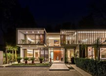 Exquisite Gallery House in India by DADA & Partners